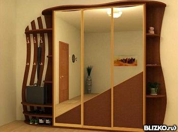 Мебель для спальни. Шкафы-купе