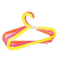 Набор вешалок детских цветных 3шт, пластик