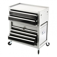 Шкаф для инструмента двухсекционный, 600 х 260 х 340 мм, 616 х 330 х 658 мм