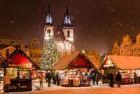 Тур «В Прагу из Краснодара на Новый год»
