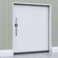 Дверь откатная DoorHan для охлаждаемых помещений 1000х2000